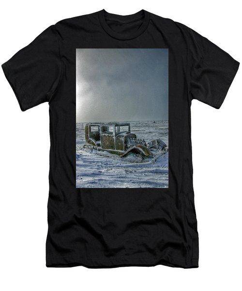 Frozen In Time Men's T-Shirt (Athletic Fit)