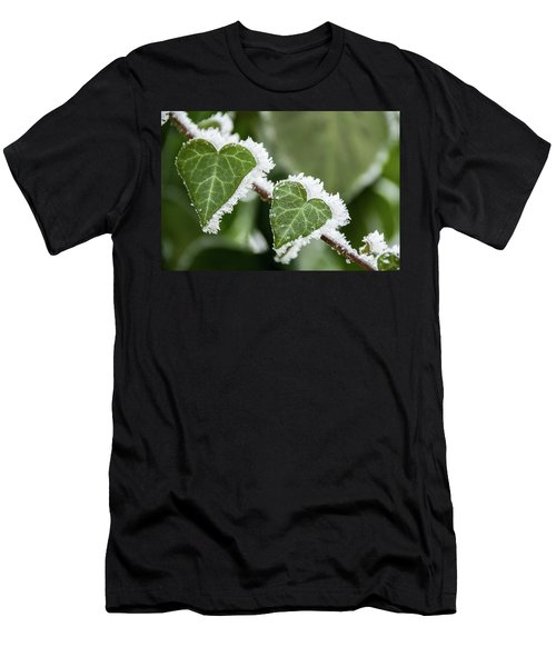 Frozen Love Men's T-Shirt (Athletic Fit)