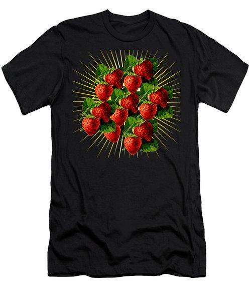 Fruit 0101 Men's T-Shirt (Athletic Fit)