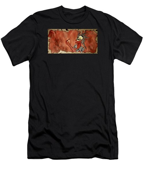Fruit Of Simplicity Men's T-Shirt (Athletic Fit)