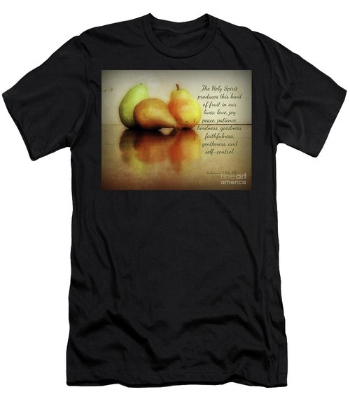 Fruit Of The Holy Spirt Men's T-Shirt (Athletic Fit)