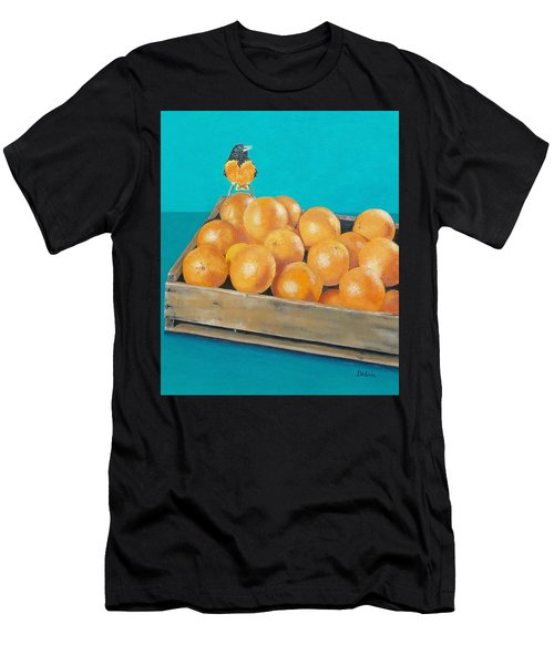 Frustrated Oriole Men's T-Shirt (Athletic Fit)