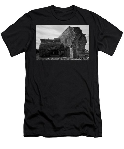 Ft. Pickens Explosion Men's T-Shirt (Athletic Fit)