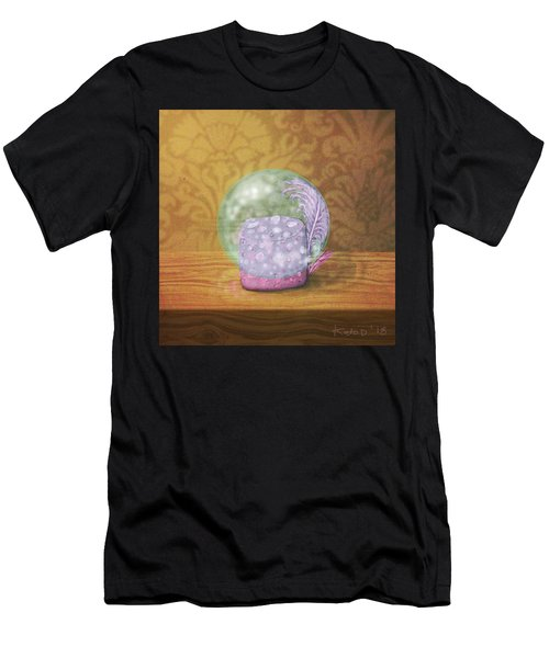 Ftf In A Bubble Men's T-Shirt (Athletic Fit)
