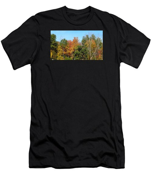 Full Fall Men's T-Shirt (Athletic Fit)