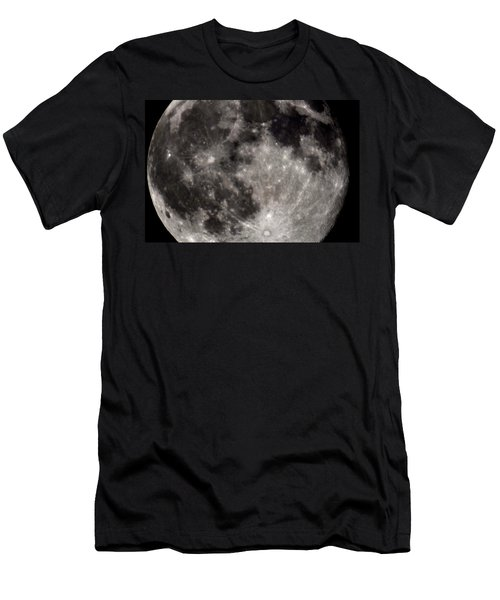 Full Moon 7-31-15 Men's T-Shirt (Athletic Fit)