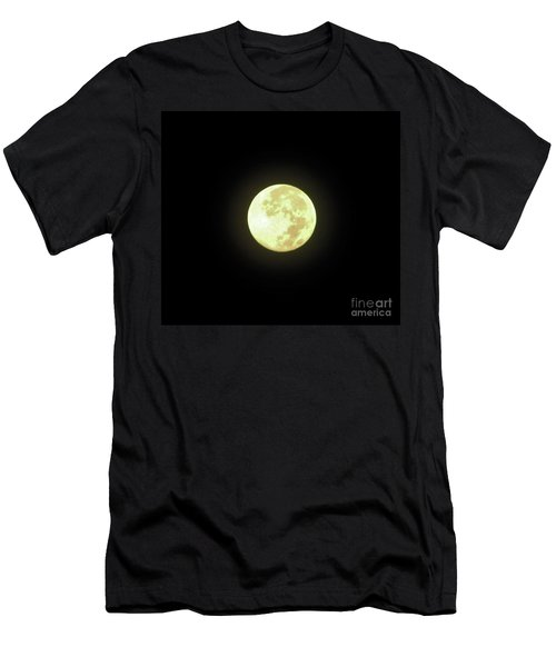 Full Moon August 2014 Men's T-Shirt (Athletic Fit)