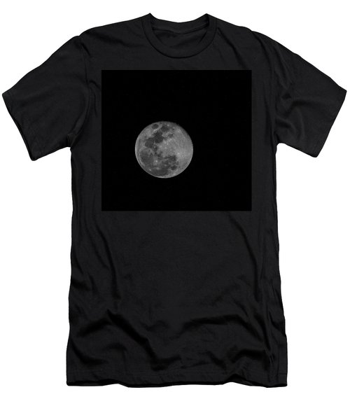 Full Moon Rising Men's T-Shirt (Athletic Fit)