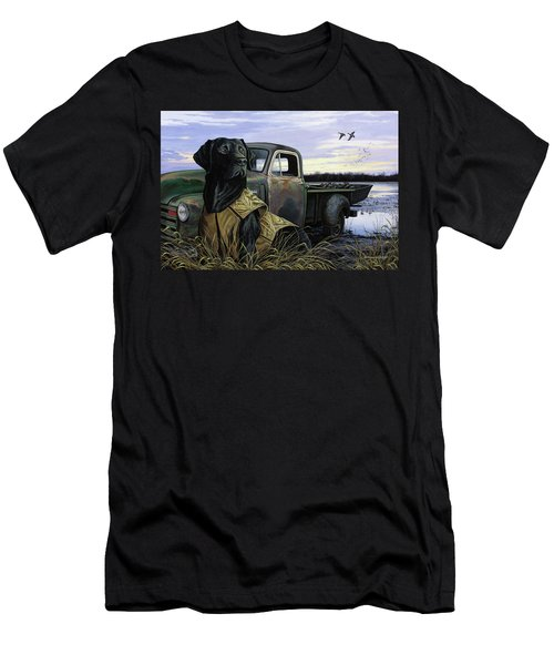 Fully Vested Men's T-Shirt (Athletic Fit)