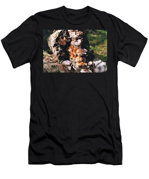 Fungus Is Beautiful Men's T-Shirt (Athletic Fit)