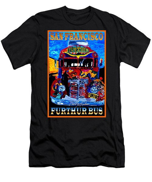 50th Anniversary Further Bus Tour Men's T-Shirt (Athletic Fit)
