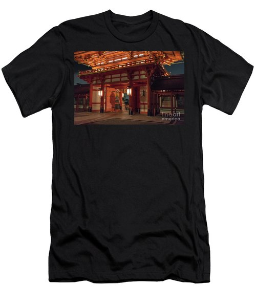 Fushimi Inari Taisha, Kyoto Japan Men's T-Shirt (Athletic Fit)