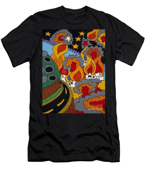 Future Development C Men's T-Shirt (Athletic Fit)