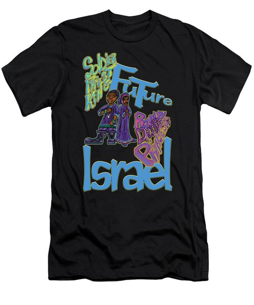 Future Israel Men's T-Shirt (Athletic Fit)