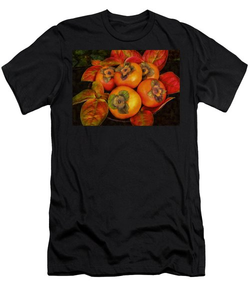 Fuyu Persimmons Men's T-Shirt (Athletic Fit)