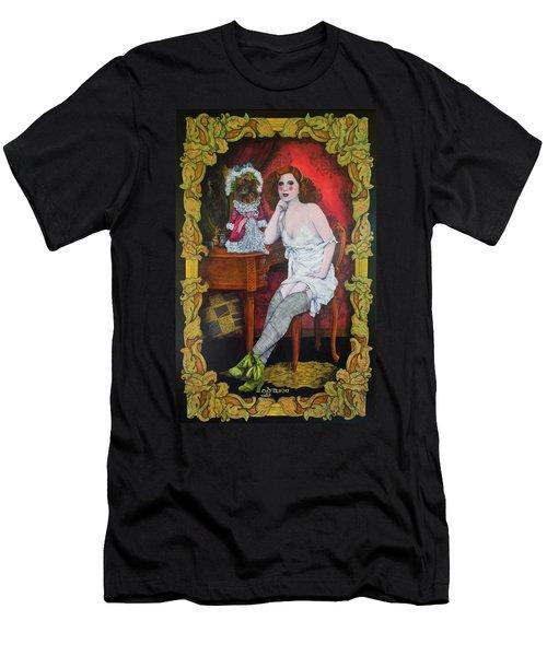 Gabriela Y Gabriela Men's T-Shirt (Athletic Fit)