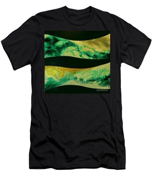 Gaia Nocturne Men's T-Shirt (Athletic Fit)