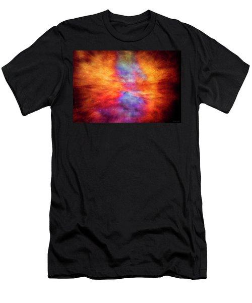 Galactic Storm Men's T-Shirt (Athletic Fit)