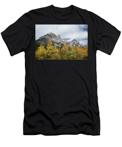 Galatea In Fall Men's T-Shirt (Athletic Fit)