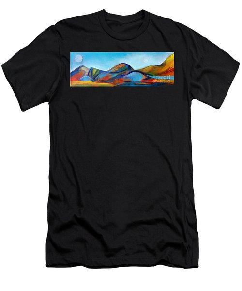 Galaxyscape Men's T-Shirt (Athletic Fit)