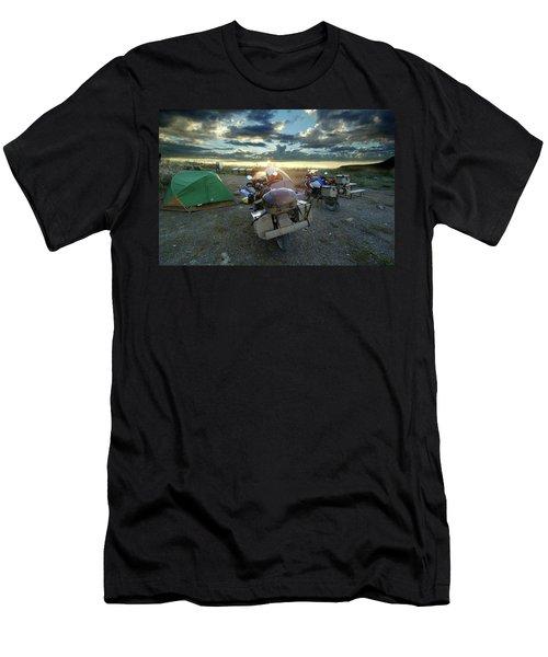 Galbraith Lake Men's T-Shirt (Athletic Fit)
