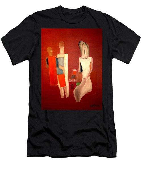 Galeries Lafayette Men's T-Shirt (Athletic Fit)