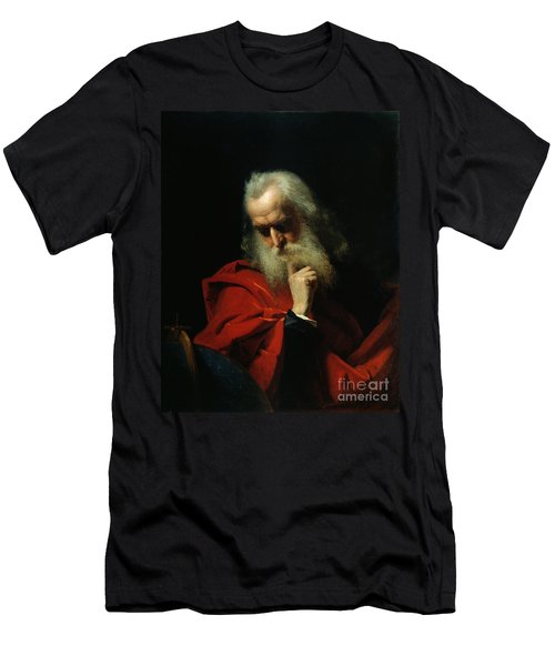 Galileo Galilei Men's T-Shirt (Athletic Fit)