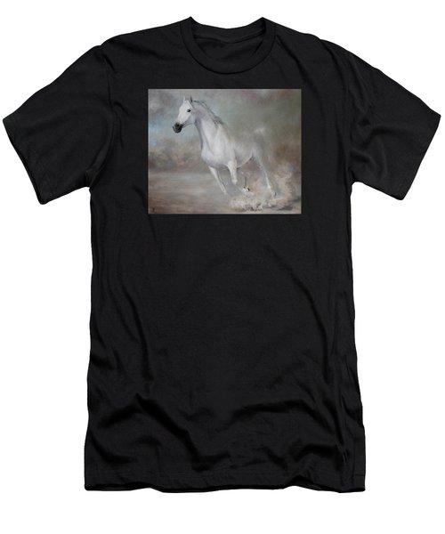 Gallop Men's T-Shirt (Athletic Fit)