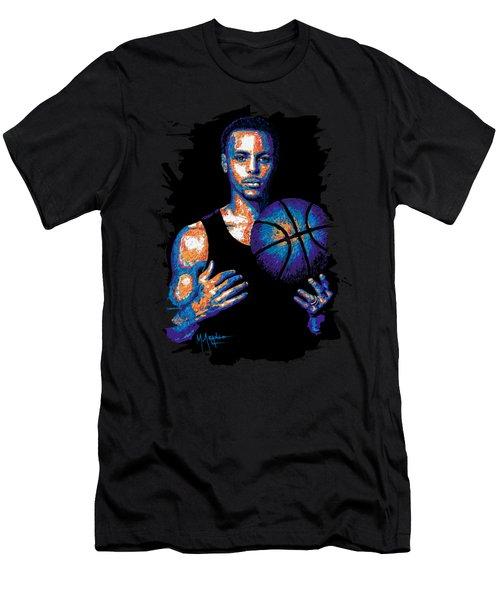 Game Changer Men's T-Shirt (Slim Fit) by Maria Arango