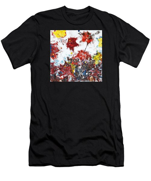 Game Wind Men's T-Shirt (Athletic Fit)