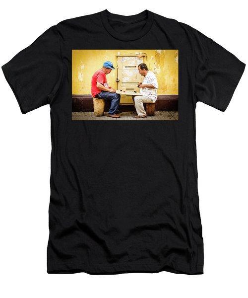 Gamers Men's T-Shirt (Athletic Fit)