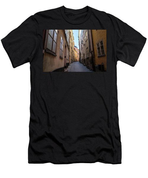 Gamla Stan Men's T-Shirt (Athletic Fit)