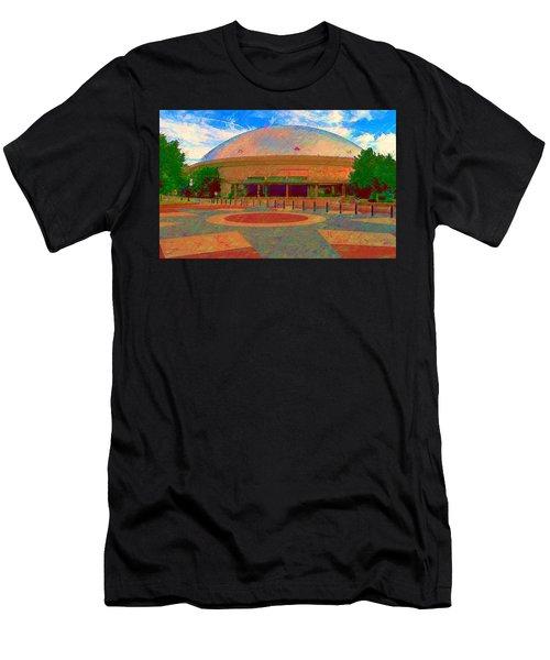 Gampel Uconn Men's T-Shirt (Athletic Fit)