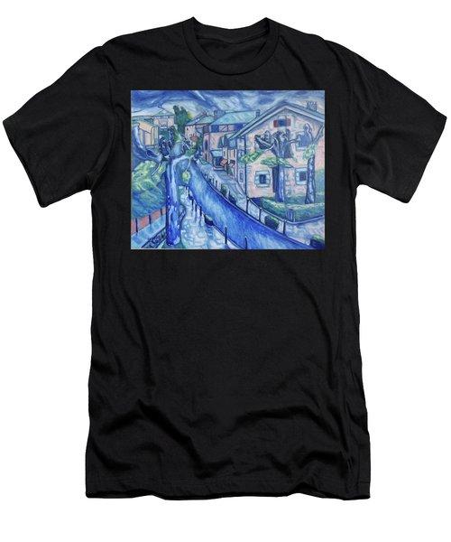 Garay  Men's T-Shirt (Athletic Fit)