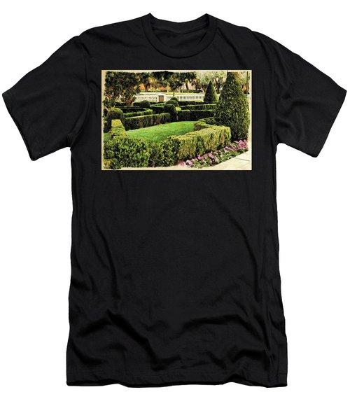 Garden  Men's T-Shirt (Athletic Fit)