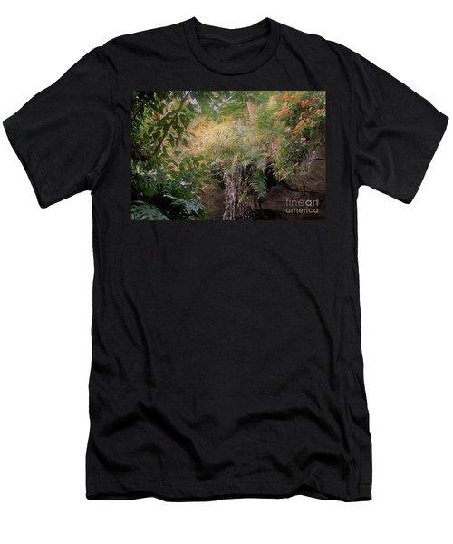 Garden Beauty1 Men's T-Shirt (Athletic Fit)