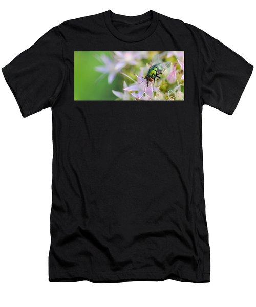 Garden Brunch Men's T-Shirt (Athletic Fit)