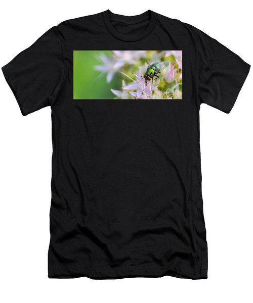 Garden Brunch Men's T-Shirt (Athletic Fit)