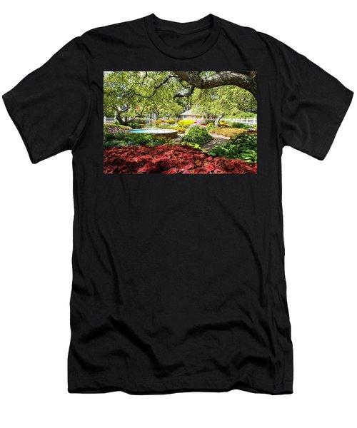 Garden Colors Men's T-Shirt (Athletic Fit)