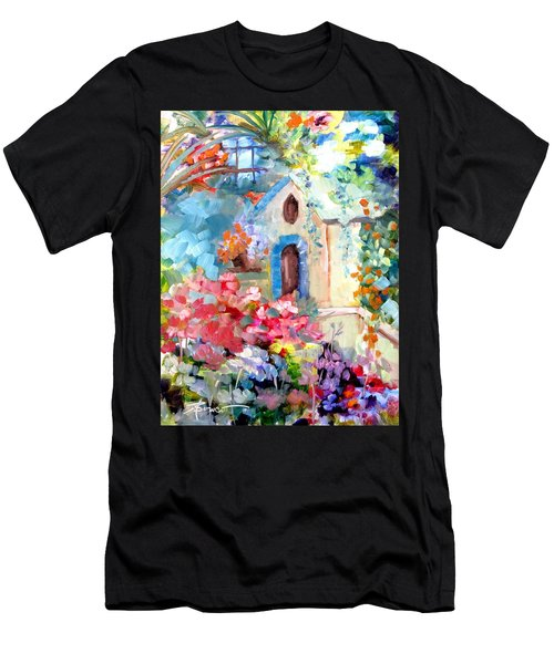 Garden Door  Men's T-Shirt (Athletic Fit)