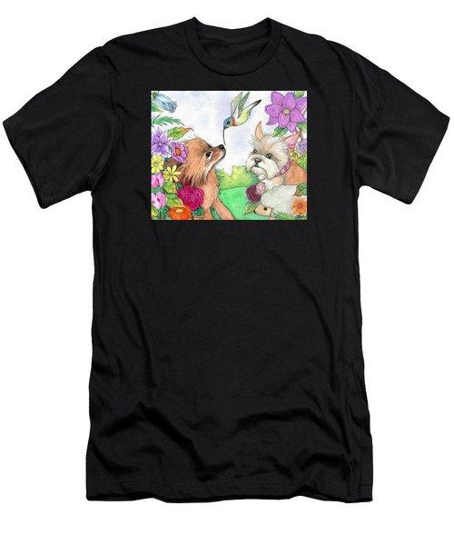 Garden Dwellers Men's T-Shirt (Athletic Fit)