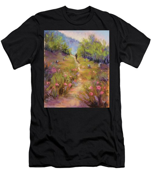 Garden Of Stone Men's T-Shirt (Athletic Fit)