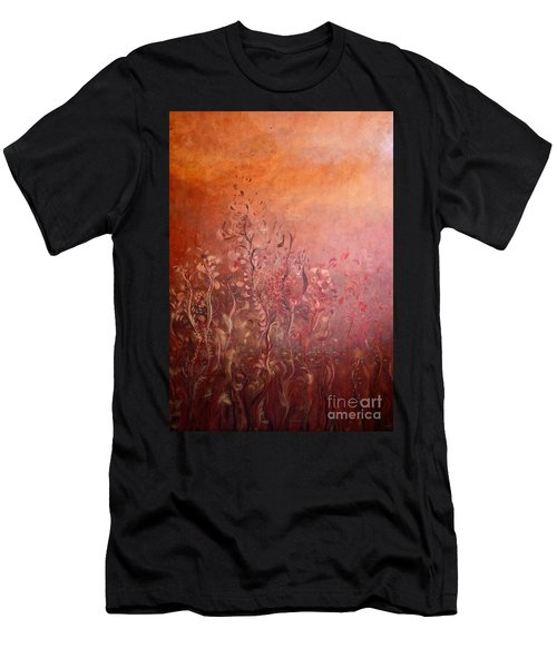 Garden Of The Sacred Fire Artbox Project 1 Basel Men's T-Shirt (Athletic Fit)