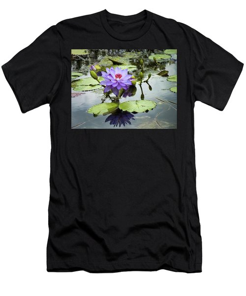 Garden Reflaections Men's T-Shirt (Athletic Fit)
