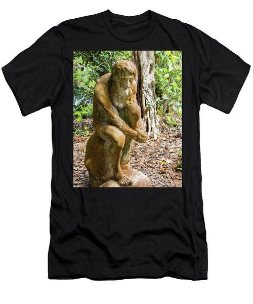Garden Sculpture 3 Men's T-Shirt (Athletic Fit)