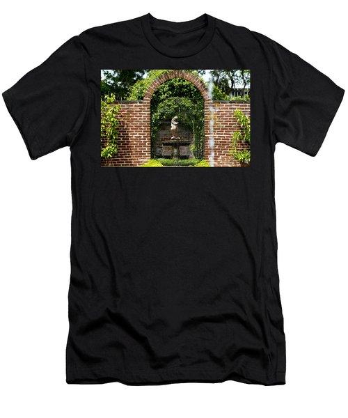 Garden Spot Men's T-Shirt (Athletic Fit)