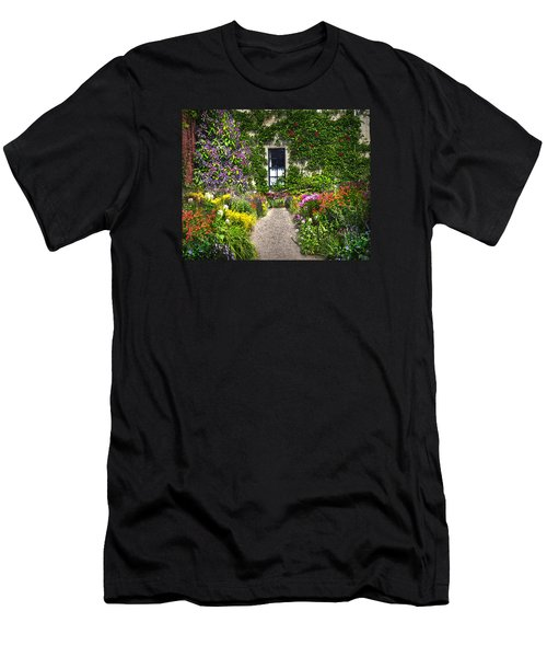 Garden Window Men's T-Shirt (Athletic Fit)