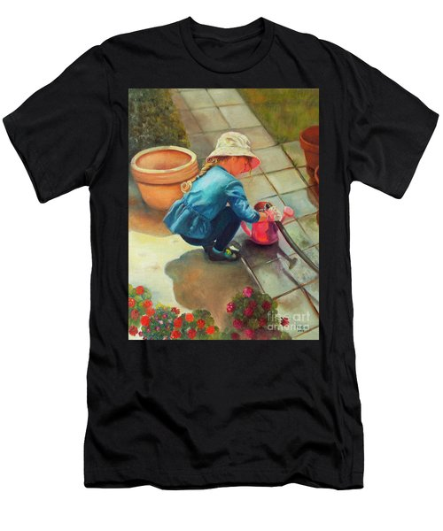 Gardening Men's T-Shirt (Athletic Fit)