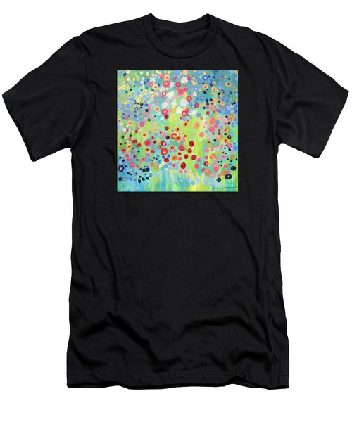 Garden's Delight Men's T-Shirt (Athletic Fit)