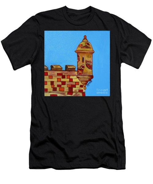 Garita I Men's T-Shirt (Athletic Fit)